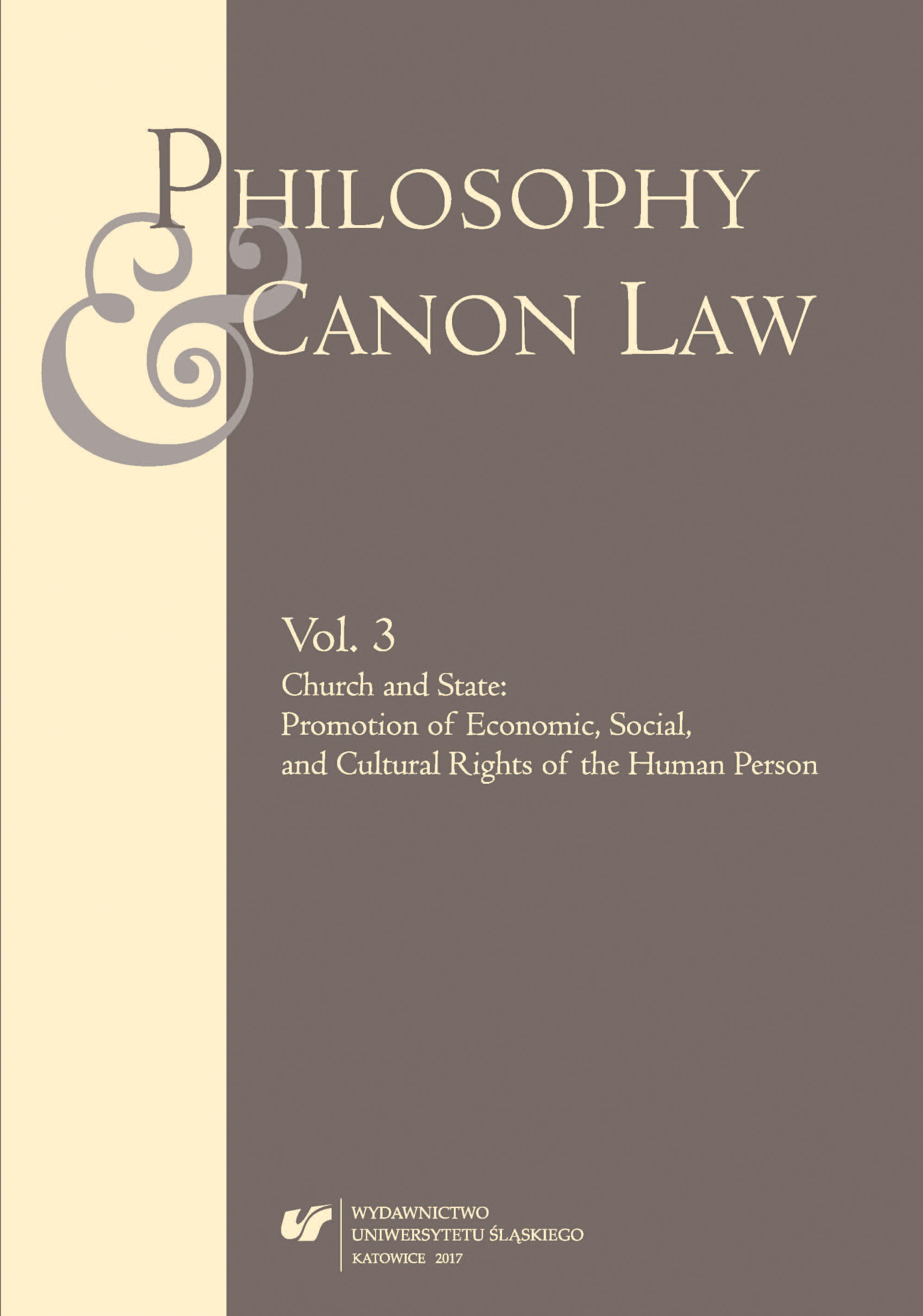 Canon, Vol. 3